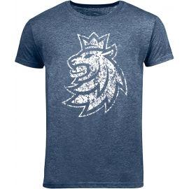 Střída LOGO LEV PATINA CIHT - Детска тениска