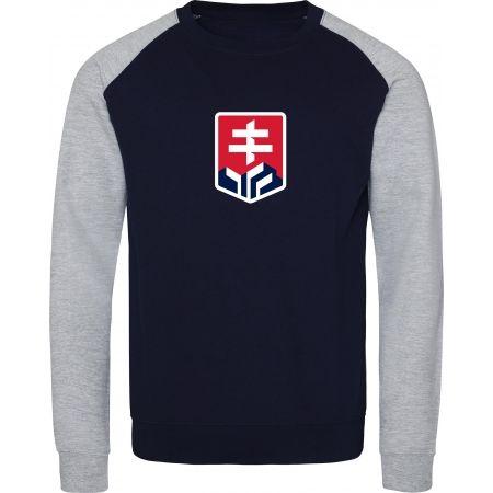 Střída BASIC LOGO SVK - Férfi pulóver