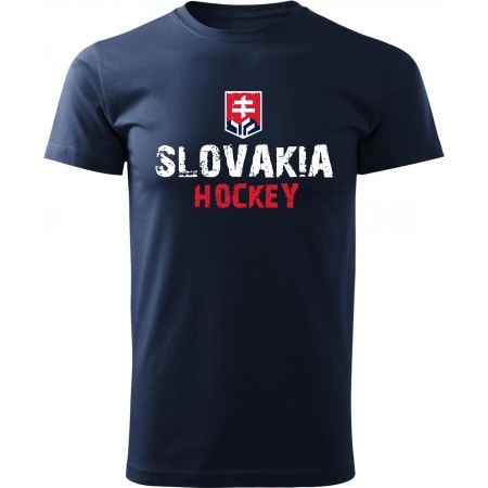 Střída SLOVAKIA HOCKEY PRINT - Men's T-shirt