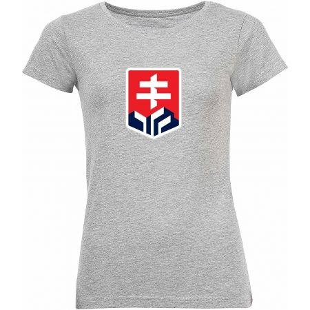 Střída MELIR LOGO SVK - Dámské tričko