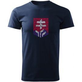 Střída LOGO Z HYMNY SVK - Детска тениска