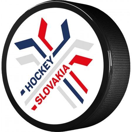 Hokejový puk - Střída HOKEJOVÝ PUK SVK - 2