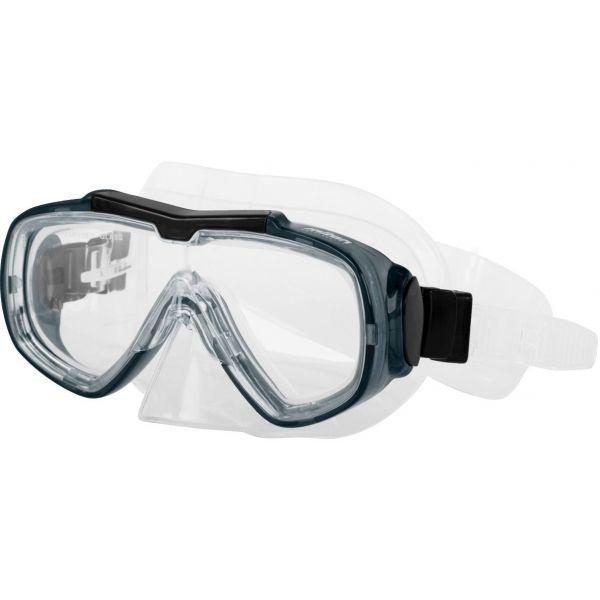 Miton OCEANUS szary NS - Maska do nurkowania