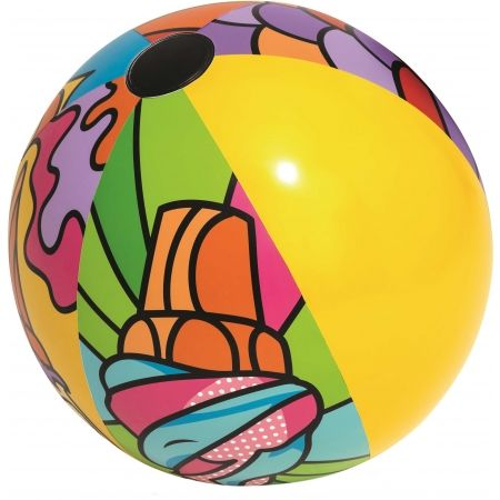 Nafukovací míč - Bestway POP BEACH BALL - 2