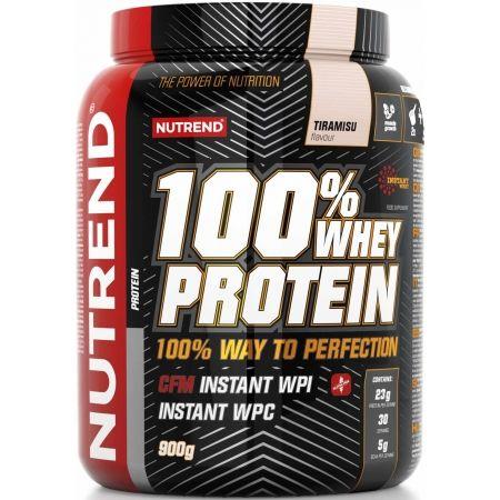 Proteín - Nutrend 100% WHEY PROTEIN 900G TIRAMISU