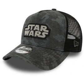 New Era 9FORTY AF TRUCKER KIDS CAMO STAR WARS - Detská truckerka