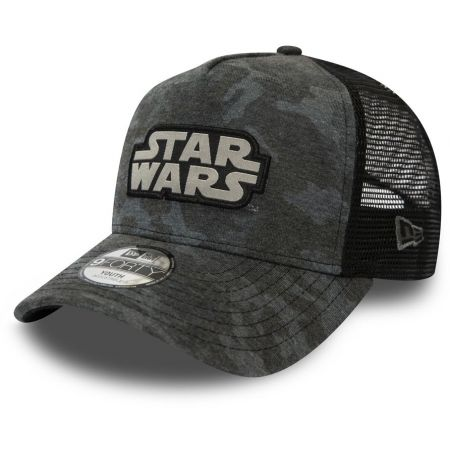 Dětská truckerka - New Era 9FORTY AF TRUCKER KIDS CAMO STAR WARS - 1