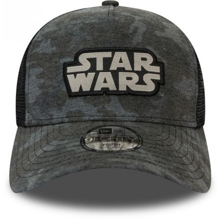 Dětská truckerka - New Era 9FORTY AF TRUCKER KIDS CAMO STAR WARS - 2