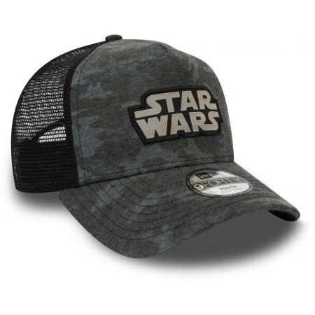 Dětská truckerka - New Era 9FORTY AF TRUCKER KIDS CAMO STAR WARS - 3