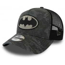 New Era 9FORTY AF TRUCKER KIDS CAMO BATMAN - Dětská truckerka