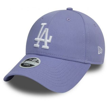 New Era 9FORTY W MLB LEAGUE ESSENTIAL LOS ANGELES DODGERS - Women's club baseball cap