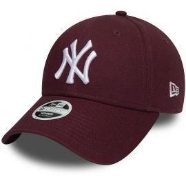 New Era 9FORTY W MLB LEAGUE ESSENTIAL NEW YORK YANKEES - Dámská klubová kšiltovka