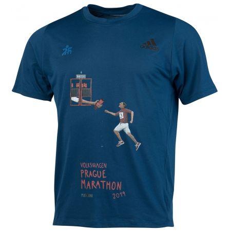 Pánske športové tričko - adidas FL SPR A PR CLT - 1