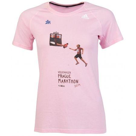 Dámske tričko - adidas PRIME 2.0 SS T - 1