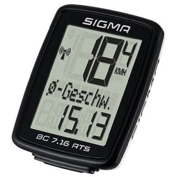 Sigma COMPUTER SIGMA BC 7.16 ATS - Cyklocomputer