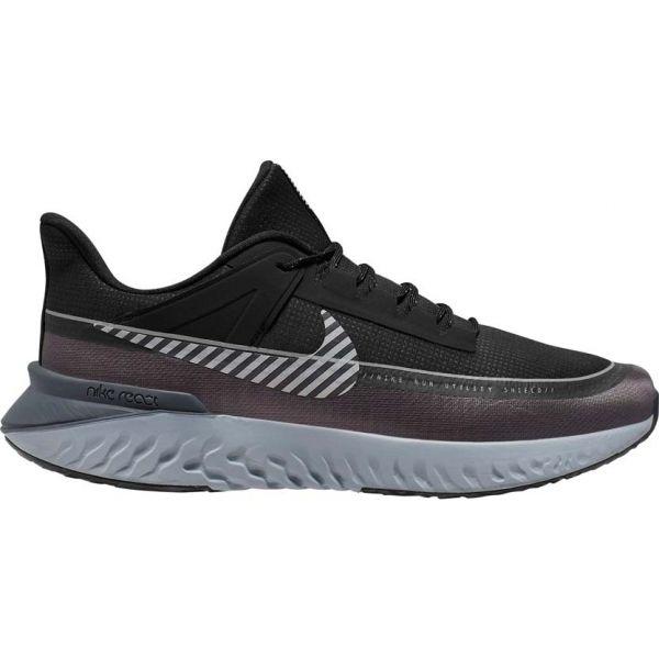 Nike LEGEND REACT 2 SHIELD czarny 10 - Obuwie do biegania męskie