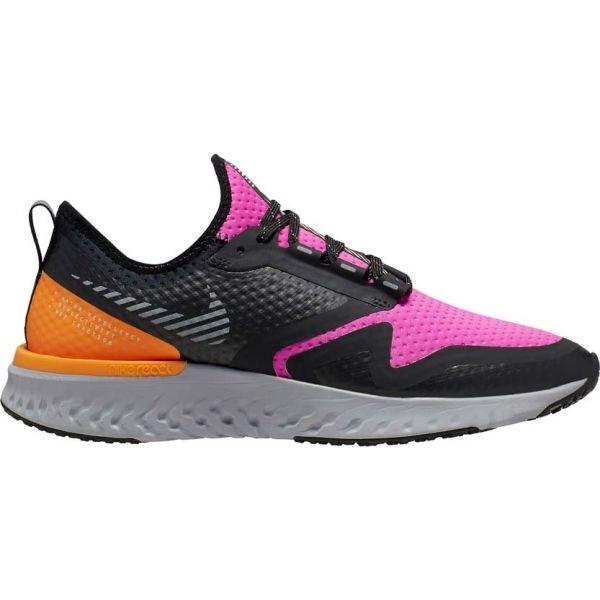 Nike ODYSSEY REACT 2 SHIELD W różowy 8.5 - Obuwie do biegania damskie
