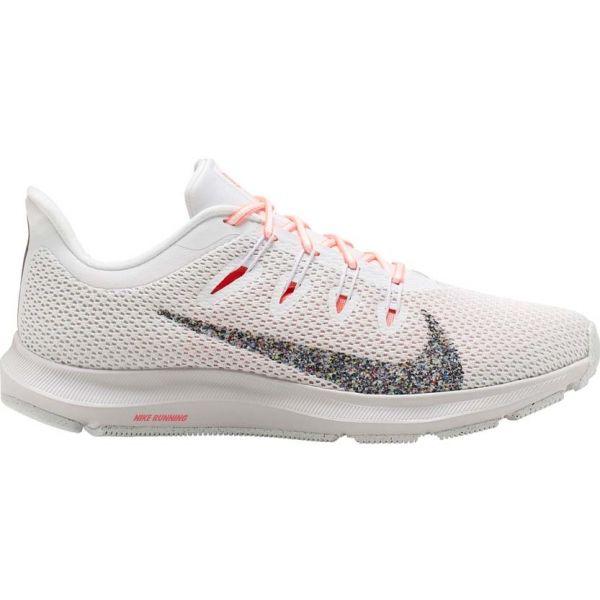 Nike QUEST 2 biały 8.5 - Obuwie do biegania damskie