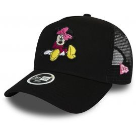 New Era 9FORTY W AF TRUCKER DISNEY ESSENTIAL MINNIE MOUSE - Дамска шапка с козирка