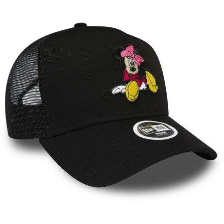 Dámská truckerka - New Era 9FORTY W AF TRUCKER DISNEY ESSENTIAL MINNIE MOUSE - 3