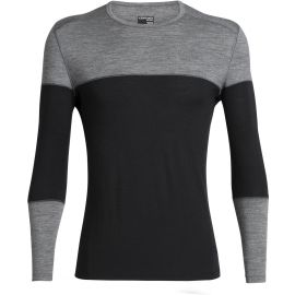 Icebreaker OASIS DELUXE LS CREWE - Long-sleeved Merino T-shirt