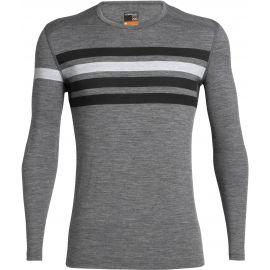 Icebreaker OASIS LS CREWE - Long-sleeved Merino T-shirt
