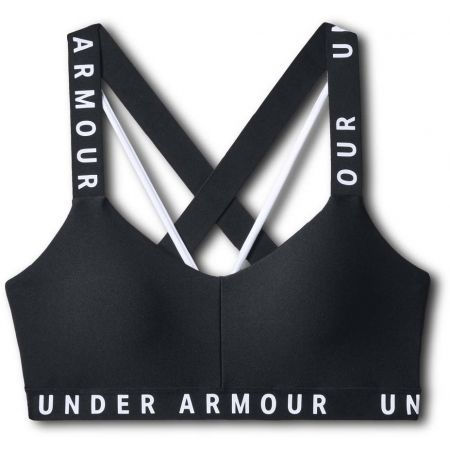 Under Armour WORDMARK STRAPPY SPORTLETTE - Športová podprsenka