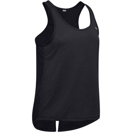 Under Armour WHISPERLIGHT TIE BACK TANK - Dámske tielko