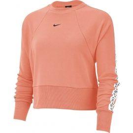 Nike DRY GET FIT FLC CRW JDI T - Bluza damska