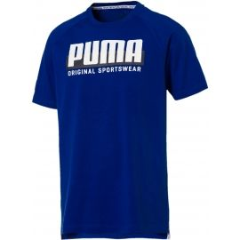 6c393ab56f20 Puma ATHLETICS GRAPHIC TEE