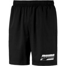 Puma REBEL WOVEN SHORTS 8 - Pánské šortky
