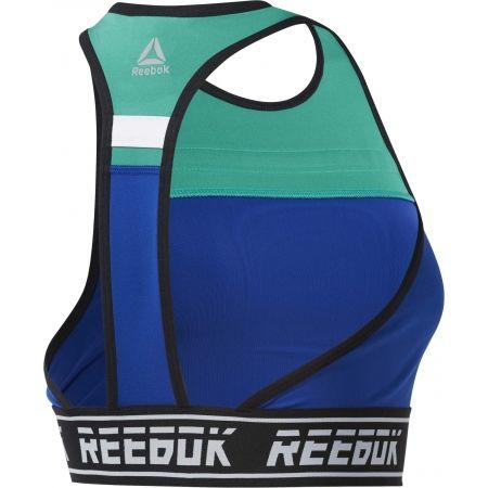 Sports bra - Reebok WOR MYT BRALETTE - 2
