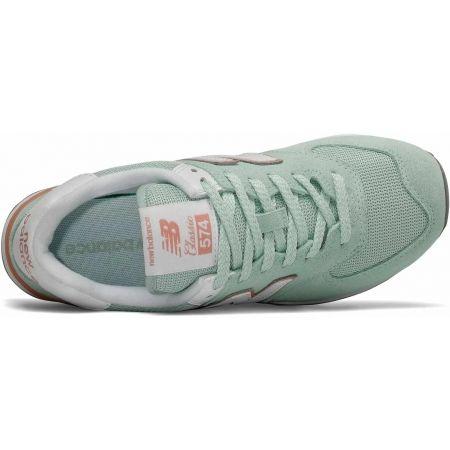 Dámská volnočasová obuv - New Balance WL574ESE - 3