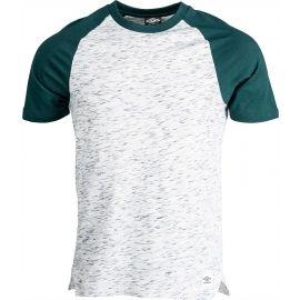 Umbro UWFC CONTRAST RAGLAN SPACER TEE - Pánské triko