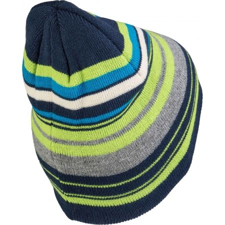 Chlapecká pletená čepice - Lewro ENRICO - 2