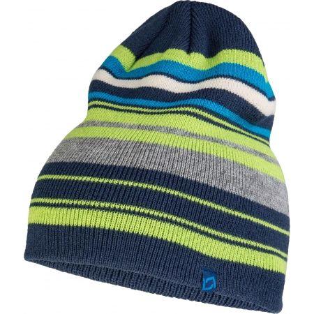 Chlapecká pletená čepice - Lewro ENRICO - 1