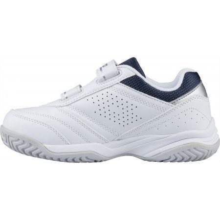 Dětská tenisová obuv - Lotto COURT LOGO JR VELCRO - 4
