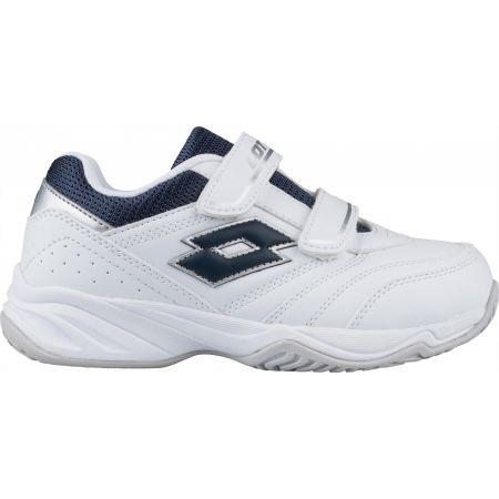 Dětská tenisová obuv - Lotto COURT LOGO JR VELCRO - 3