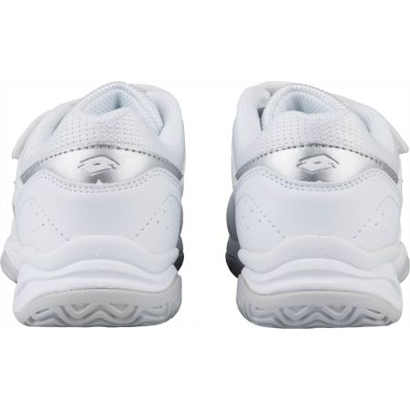 Dětská tenisová obuv - Lotto COURT LOGO JR VELCRO - 7