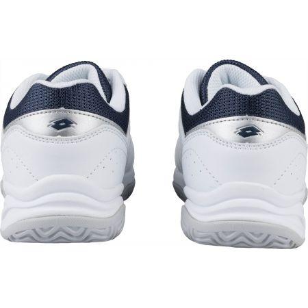 Detská tenisová obuv - Lotto COURT LOGO JR LACES - 7