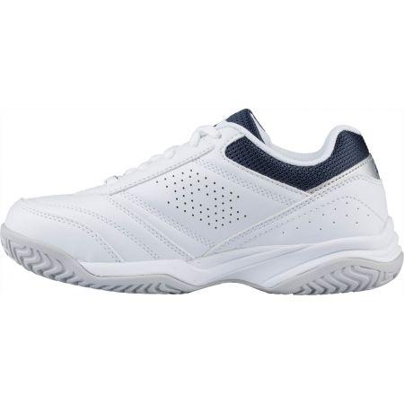 Detská tenisová obuv - Lotto COURT LOGO JR LACES - 4