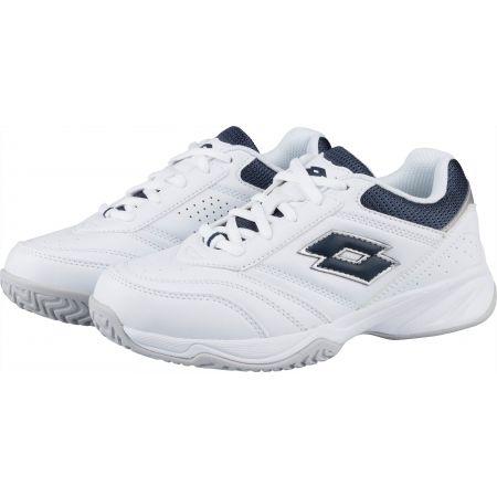 Detská tenisová obuv - Lotto COURT LOGO JR LACES - 2