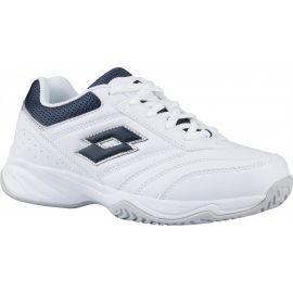 Lotto COURT LOGO JR LACES - Детски обувки за тенис