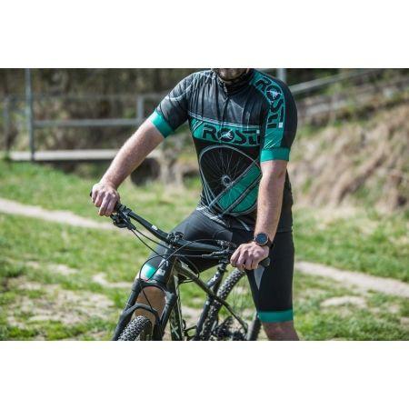 Pánský cyklistický dres - Rosti RUOTA DL ZIP - 4