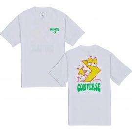 Converse MUNCHY STAR CHEVRON TEE - Pánske tričko