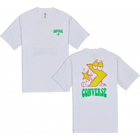 Converse MUNCHY STAR CHEVRON TEE - Tricou bărbați