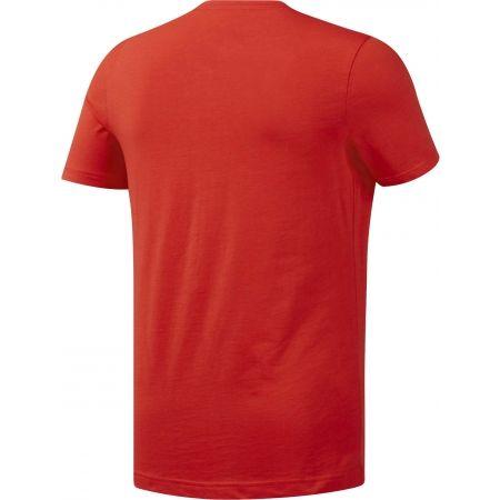 Pánske tričko - Reebok GS STAMPED LOGO CREW - 2