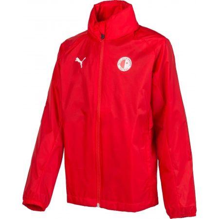 Chlapecká sportovní bunda - Puma LIGA TRG JKT JR SLAVIA - 2