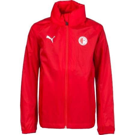 Puma LIGA TRG JKT JR SLAVIA - Boys' jacket