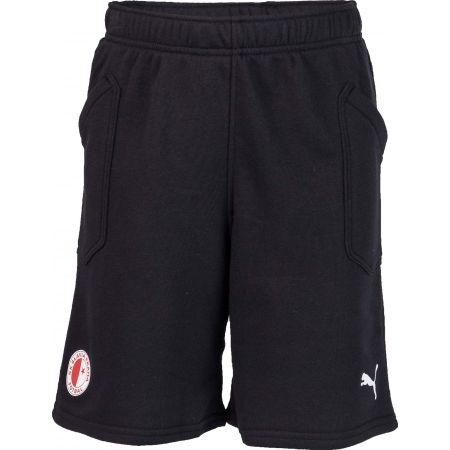 Детски спортни къси панталони - Puma LIGA CASUAL SH JR SLAVA - 2